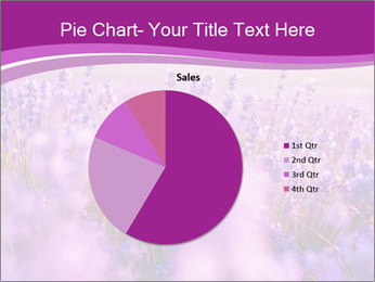 Lavender Field PowerPoint Template - Slide 36