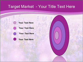 Lavender Field PowerPoint Template - Slide 84