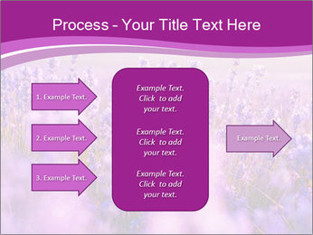 Lavender Field PowerPoint Template - Slide 85