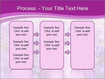 Lavender Field PowerPoint Template - Slide 86