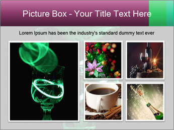 Party drink PowerPoint Template - Slide 19