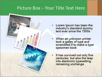 Businessman PowerPoint Template - Slide 17