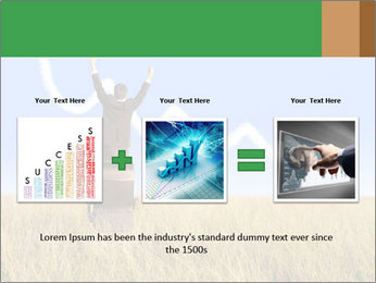 Businessman PowerPoint Template - Slide 22