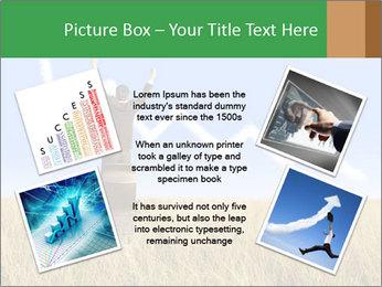 Businessman PowerPoint Template - Slide 24