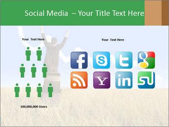 Businessman PowerPoint Template - Slide 5