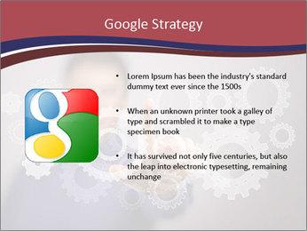 Colour wheels PowerPoint Template - Slide 10