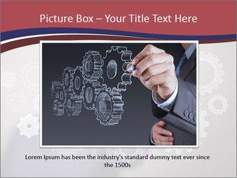 Colour wheels PowerPoint Template - Slide 15
