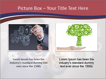 Colour wheels PowerPoint Template - Slide 18
