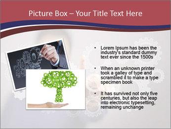 Colour wheels PowerPoint Template - Slide 20
