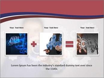 Colour wheels PowerPoint Template - Slide 22