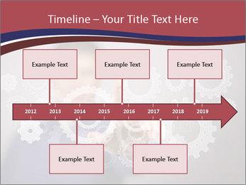 Colour wheels PowerPoint Templates - Slide 28