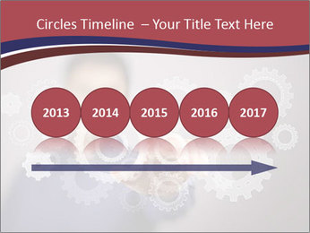 Colour wheels PowerPoint Template - Slide 29