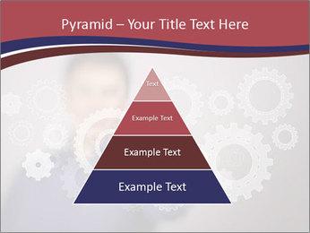 Colour wheels PowerPoint Template - Slide 30