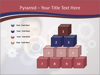 Colour wheels PowerPoint Templates - Slide 31