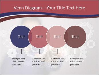 Colour wheels PowerPoint Template - Slide 32