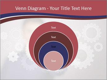Colour wheels PowerPoint Template - Slide 34