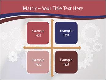 Colour wheels PowerPoint Template - Slide 37