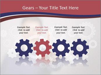 Colour wheels PowerPoint Template - Slide 48