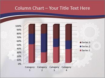 Colour wheels PowerPoint Template - Slide 50