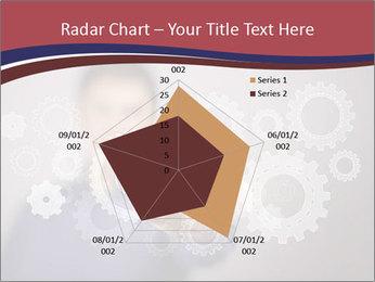Colour wheels PowerPoint Template - Slide 51