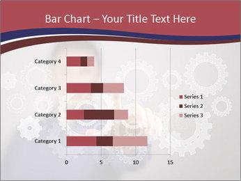 Colour wheels PowerPoint Template - Slide 52