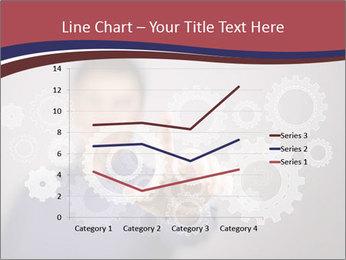 Colour wheels PowerPoint Template - Slide 54