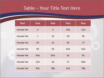 Colour wheels PowerPoint Templates - Slide 55