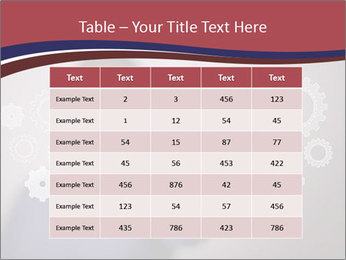 Colour wheels PowerPoint Template - Slide 55