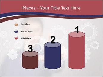 Colour wheels PowerPoint Template - Slide 65