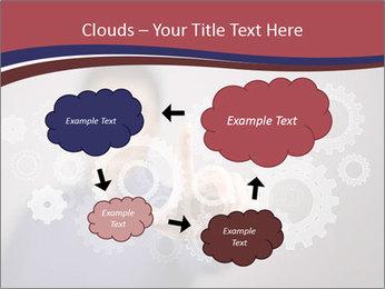 Colour wheels PowerPoint Templates - Slide 72