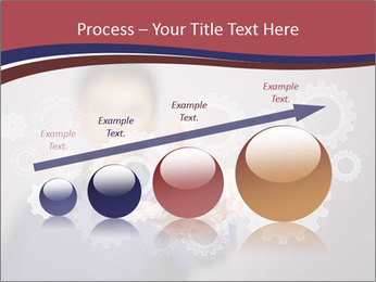 Colour wheels PowerPoint Template - Slide 87