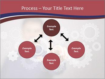 Colour wheels PowerPoint Templates - Slide 91