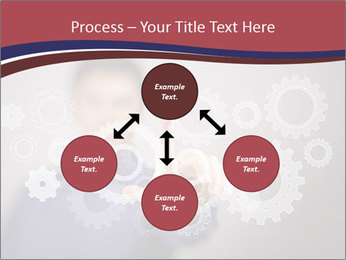 Colour wheels PowerPoint Template - Slide 91