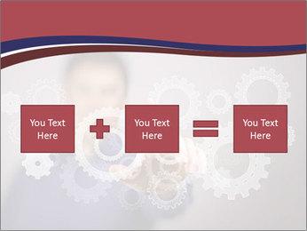 Colour wheels PowerPoint Template - Slide 95