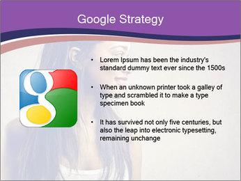 Black woman PowerPoint Template - Slide 10