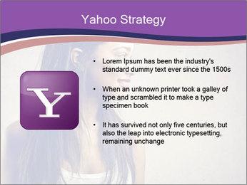 Black woman PowerPoint Template - Slide 11