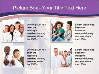 Black woman PowerPoint Template - Slide 14