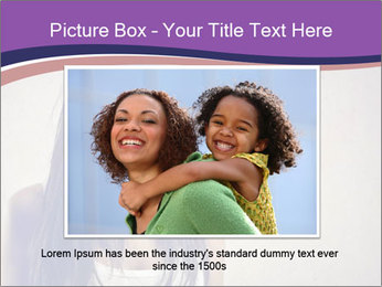 Black woman PowerPoint Template - Slide 15