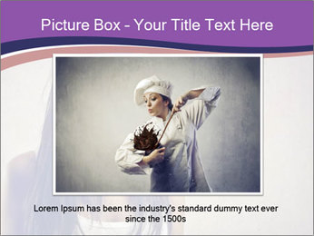 Black woman PowerPoint Template - Slide 16