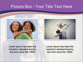 Black woman PowerPoint Template - Slide 18
