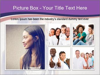 Black woman PowerPoint Template - Slide 19