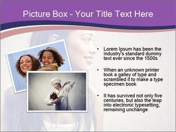 Black woman PowerPoint Template - Slide 20