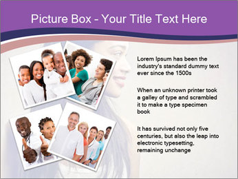 Black woman PowerPoint Template - Slide 23