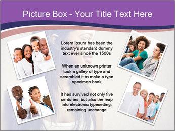 Black woman PowerPoint Template - Slide 24