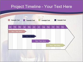 Black woman PowerPoint Template - Slide 25