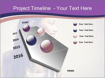 Black woman PowerPoint Template - Slide 26