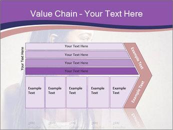 Black woman PowerPoint Template - Slide 27