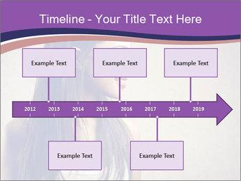 Black woman PowerPoint Template - Slide 28