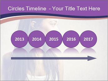Black woman PowerPoint Template - Slide 29