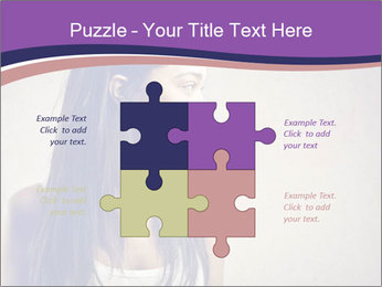Black woman PowerPoint Template - Slide 43